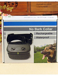 Small Tail Big Small And Medium-Sized Dog Dog Stop Barking Is Dog Charging Waterproof Electric Shock Collars