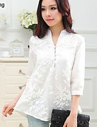 Yu Ling Women's Summer Casual Loose Blouse