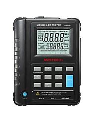 mastech ms5308 palmare ponte LCR digitale tester induttanza resistenza capacità 100kHz RS232 doppio display a cristalli liquidi