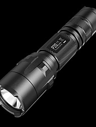 Nitecore P20 800 Lumens LED Flashlights 18650 Waterproof/Tactical LED Cree XM-L2 T6