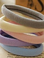 Резинка ( Ткань ) - Винтаж/Очаровательный/Для вечеринки/Для офиса/На каждый день