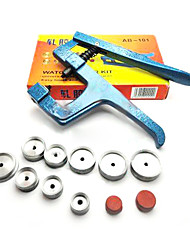Set of 12 Watch Back Cover Fixed Tool Handle Wrench Watch Repair Tools