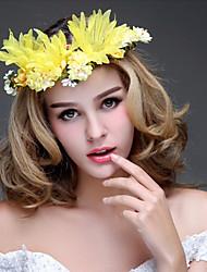Sweety Bloom bridal/Beach Honeymoom/Party Head Flowers/Wreaths