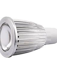 7W GU10 Spot LED MR16 COB 500-550 lm Blanc Chaud / Blanc Froid AC 85-265 V 1 pièce