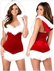 - Santa Anzüge - für Frau - N/A - mit Gymnastikanzug