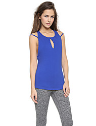 Women's American Apparel Hollow Out Backless Slim Fit Bank
