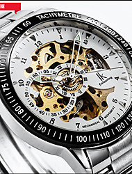 Men's Automatic Mechanical Watches Steel Band Wrist Watch