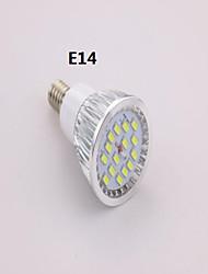 E14 7W 15 SMD 5630 650 LM Cool White MR16 LED Spotlight AC 85-265 V