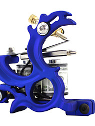 Solong Tattoo Handmade Tattoo Machine Gun Shader 10 Wraps Coils