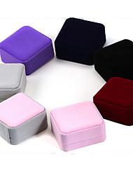 9 * 9 * 4cm bracelets boîtes à bijoux 1pc
