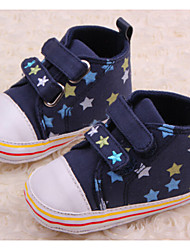 Baby Shoes Casual Canvas Fashion Sneakers Blue
