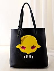WEST BIKING® 2015 New Little Monster Retro Handbags Fashion Casual Big Bag Shopping Bag Wild