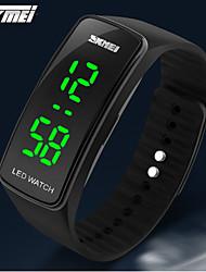 SKMEI® Unisex New Fashion LED Digital Watch Silicone Strap Sport Bracelet