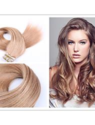 1pc/lot Brazilian Virgin Hair Tape In Human Hair Extensions 2.5g/pc,40g/pack Tape Hair Extensions Skin Weft Hair