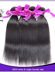 cheap peruvian virgin hair straight human hair 4pcs per bundles 100g per pcs/3.5 oz hair extensions