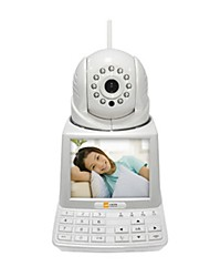 Ann® Internet Video Telephone Network IP Camera For IOS & Android T1  (30W 640*480)