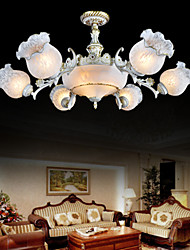 Chandeliers , Traditional/Classic/Vintage/Retro Living Room/Bedroom/Dining Room/Study Room/Office Metal