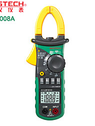 mastech-ms2008a Auto Range 2000 Counts 600A AC Current Clamp Meter With Worklight and Backlight