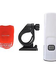 3 modes 5 dirigée tête lumière blanche + 3 en mode 2-conduit jeu de lumière d'avertissement rouge