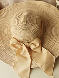Butterfly Knot Sun Hat