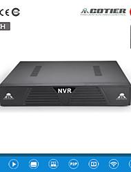 cotier® 4ch nvr 1U 1HDD hdmi 1080p / 960p / 720p nvr n4 / 1U-m