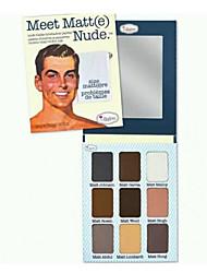 Nude Eyeshadow Palette w/Twinbeauty Brush