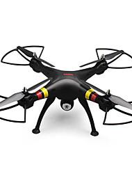 Syma x8c avión no tripulado de riesgo de 2,4 GHz de 4 canales de 6 ejes X5c actualización de ver. rc quadcopter hd cámara 3D de rodadura