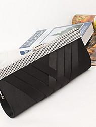 Women 's Other Leather Type Minaudiere Shoulder Bag/Clutch/Evening Bag - Purple/Blue/Black