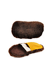 Couvre-chaussures ( Marron Autres