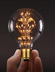 ecolight® Ecolite tm E27 3w conduit ampoule 3700K chaude grenier rétro blanc Ampoule de style de l'industrie de Edison (AC220 ~ 265V