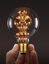 Ecolight® Ecolite TM E27 3W LED Bulb 3700K Warm White Loft Retro Industry Style Bulb Edison Bulb(AC220~265V