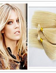 """3pcs / lot massa dei capelli vergini indiani 14-32 """"massa intrecciare i capelli umani all'ingrosso estensioni dei capelli all'ingrosso"""