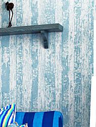 novo papel de parede do arco-íris ™ planície art deco colorido papel de parede revestimento de parede, art deco papel não-tecido