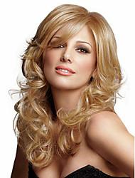 moda europeus e americanos must-have menina dourada qualidade perucas
