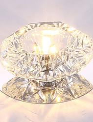 Montagem do Fluxo - Metal - Cristal/LED - Quarto/Corredor