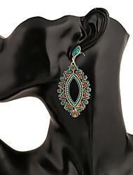 Elegant Diamond Beads Diamond Earrings