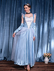 Pretty Cinderella Female As Picture Cosplay Costumes