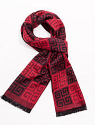 KRFR®Men's Fashion Wool Blend Scarves Casual Scarves