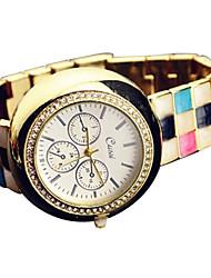 Gussi Gold Bracelets Watch