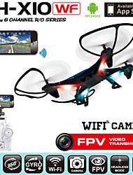 x10wf 2,4 g wi-fi fpv rc zangão vídeo em tempo real com ios de smartphones&rtf android