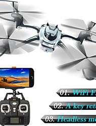Hong Tai drone avec caméra HD wifi fpv transmission en temps réel de mettre à jour un mode de retour décapité clé
