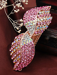 Women Rhinestone/Alloy Headpiece - Special Occasion/Casual Korean Style Alloy Vintage Style Barrette