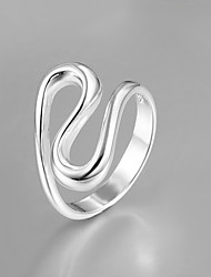 Hot Selling Products Italy S927 Silver Plated Ring Wholesale Price Fashion Jewelry Ring