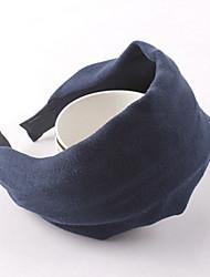 Z&X® Fabric Fashion Simple Headbands Daily/Casual 1pc