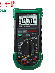 Mastech-ms8269 new full protection digital multi meter with contact type temperature measurement