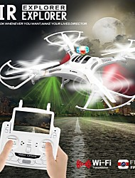 2015 New Design XINLIN X119 FPV Quadrocopter 4CH 2.4Ghz Professional Drone Helicopter Flashing Lights Quad Copter