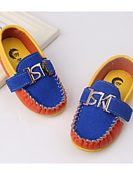 Baby Shoes Outdoor/Casual Fabric/Tulle Loafers Blue/Green
