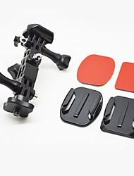 universele adapter van statief set zetten GoPro mounts voor voor GoPro hero 4/3 + / 3/2/1 / sj4000 / sj5000 / sj6000