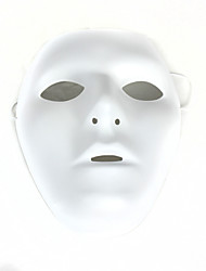 Halloween Ghost Dance Hip hop White Mask