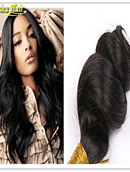 3pcs/Lot Human Hair Weave Brazilian Virgin Hair Bundles Loose Wave Hair Weaves Weft Cheap Hair Extensions
